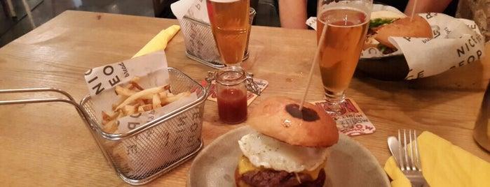Nice People is one of Restaurantes donde comer en Barcelona.