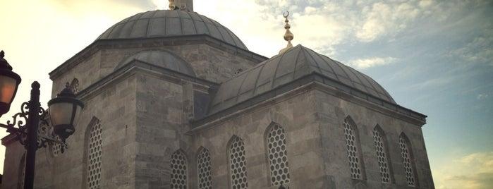 Şemsi Ahmet Paşa Camii is one of İstanbul'daki Mimar Sinan Eserleri.