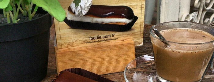 Foodie is one of İstanbul.