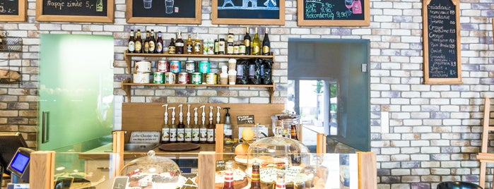 Giselle French Bakery Cafe is one of Breslau.