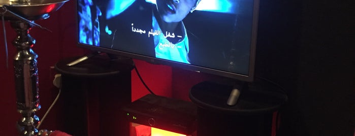 Luck 7 Coffee Shop (Shisha) is one of places.