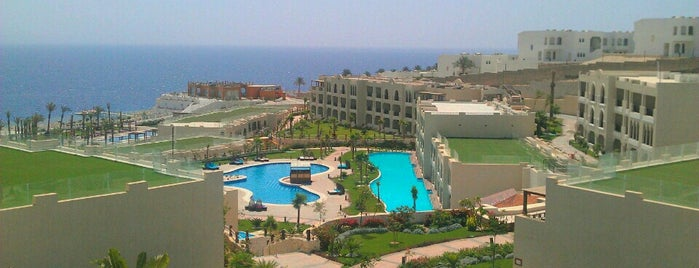 Sunrise Grand Select Arabian Beach Resort is one of Egypt Finest Hotels & Resorts.