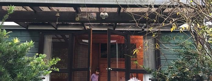 中滝アートビレッジ is one of TERRACE HOUSE's Venue #1.
