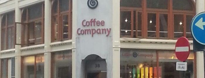 Coffee Company is one of Werkplekken.