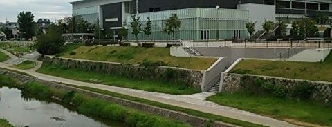 Libra (りぶら) 岡崎市図書館交流プラザ is one of 三河武士を訪ねる岡崎の旅.