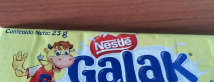 Nestle Fabrica Sur is one of Empresas.
