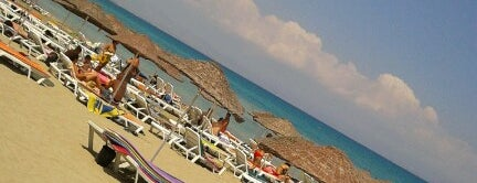 Glapsides Beach is one of Northern Cyprus.