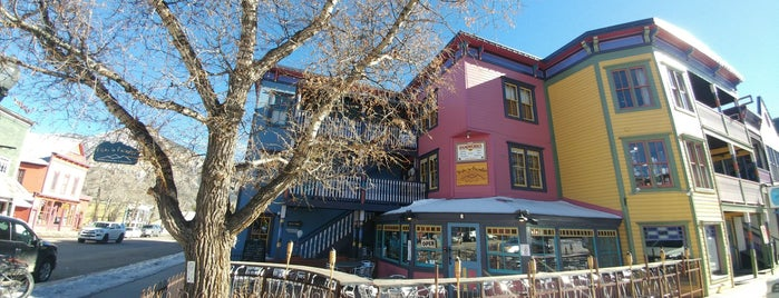 Pitas In Paradise is one of Crested Butte.