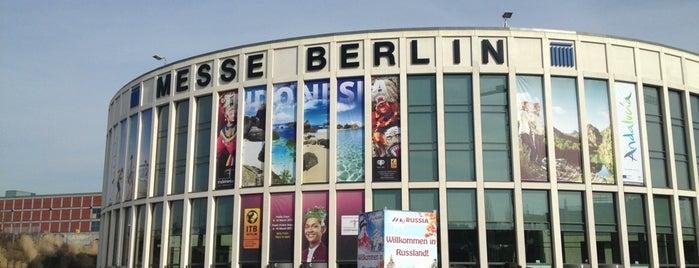 Messe Berlin is one of Berlin.