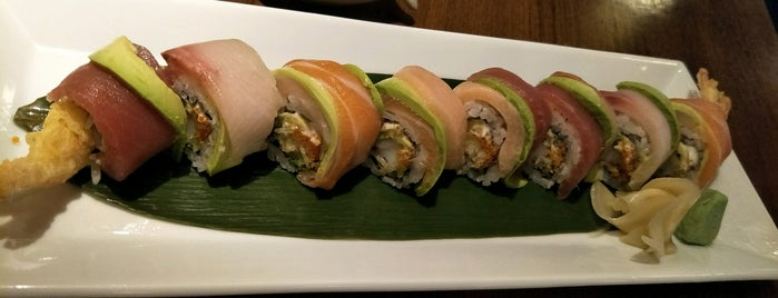 KAZ Japanese Fusion Sushi is one of The 15 Best Places for Udon in Singapore.