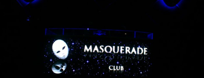 """Masquerade Club is one of """"Must See"""" Nightclubs."""