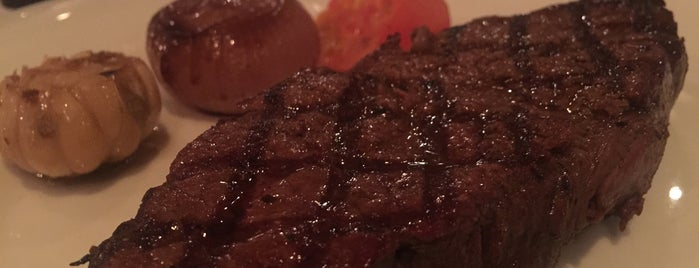 JW's Steakhouse is one of Doha.