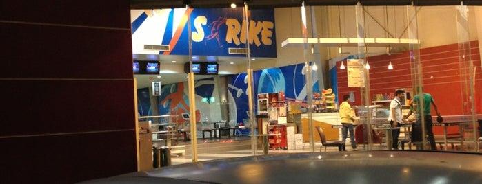 Strike Bowling Center is one of الاول.