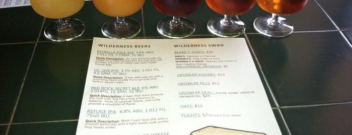 Arizona Wilderness Brewing Co. is one of Brewery Bucket List.