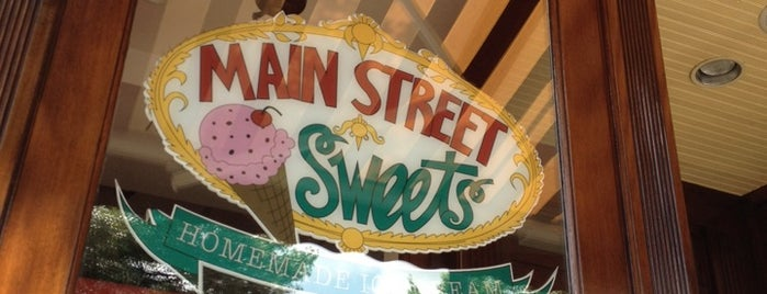 Main Street Sweets is one of Westchester.