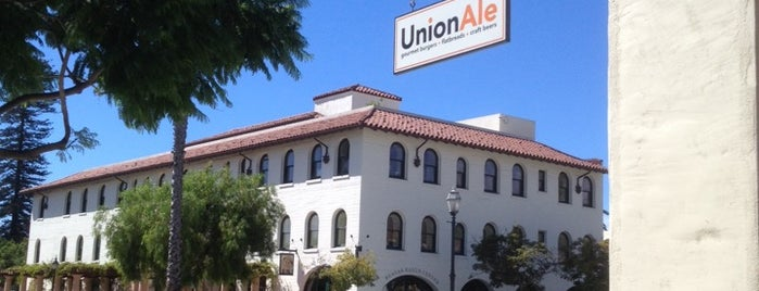 Union Ale is one of breweries.