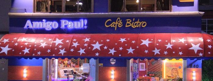Amigo Paul! Café Bistrô is one of Joinville.