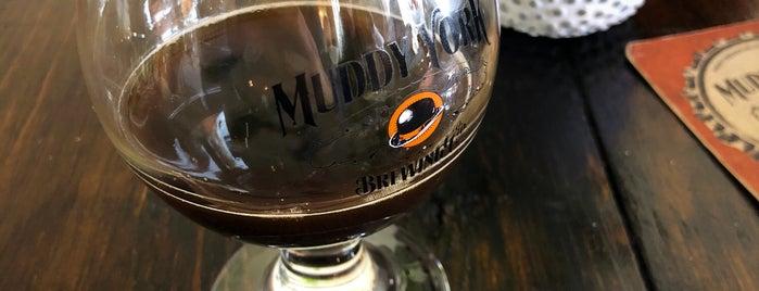 Muddy York Brewing Co. is one of Toronto Beer.