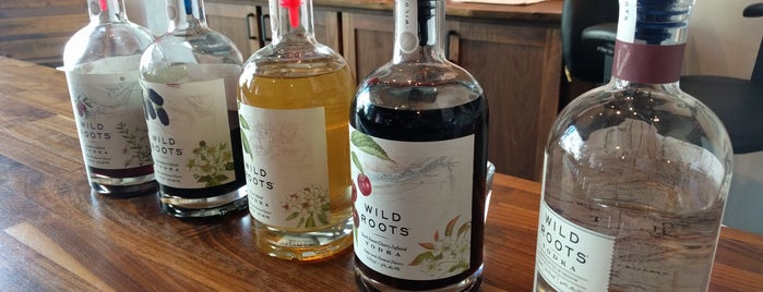 Wild Roots Tasting Room is one of Portland.