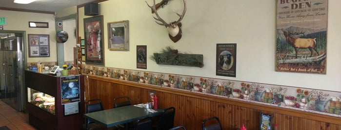 """Ramona Cafe is one of """"Diners, Drive-Ins & Dives"""" (Part 1, AL - KS)."""