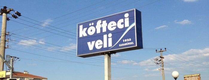 Köfteci Veli 1925 is one of Kofte.