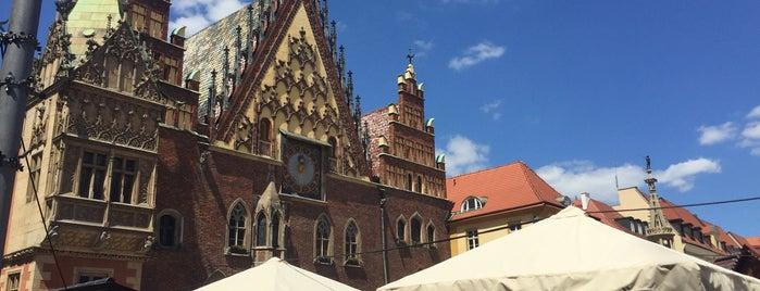 Wrocław is one of Wroclaw-erasmus.