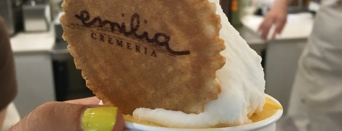 Cremeria Emilia is one of Pastane & Dondurma.