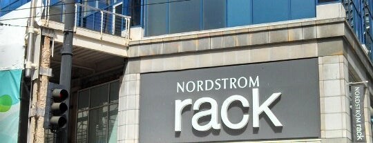 Nordstrom Rack Downtown Seattle is one of My Saved Places.