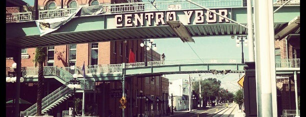 Ybor City is one of Favorite Downtown Attactions.