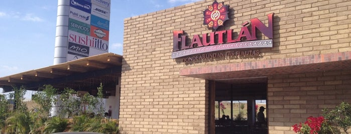 Flautlán is one of Restaurantes.