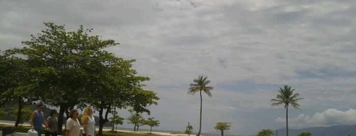 Caraguatatuba is one of Costa Verde.