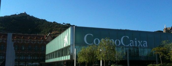 CosmoCaixa is one of Barcelona : Museums & Art Galleries.