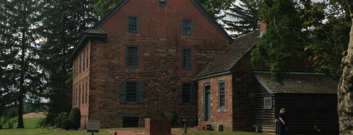 The Dey Mansion is one of NJ To Do.