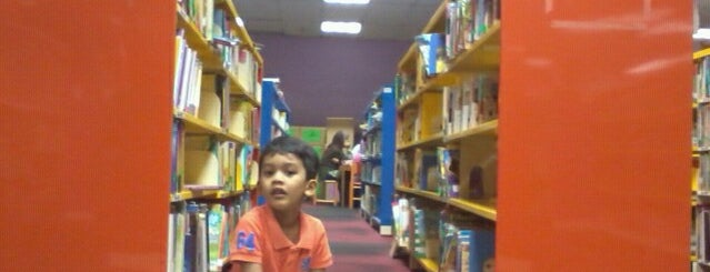 National Library (Perpustakaan Negara) is one of Libraries and Bookshops.