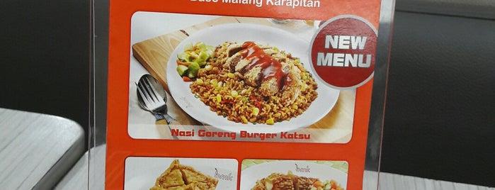 Baso Malang Karapitan (BMK) is one of Food Spots @Bandung.