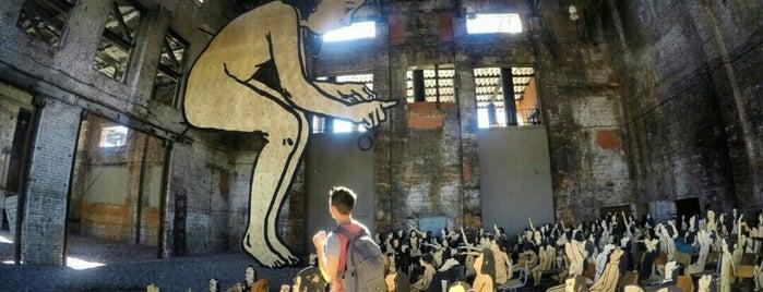 Музей уличного искусства is one of Интересное в Питере.