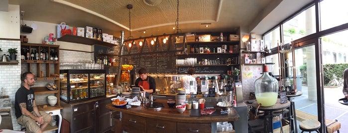 Café Milchbar is one of Eat in Zurich.