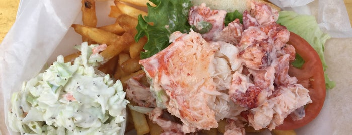 Sesuit Harbor Cafe is one of Ultimate Summertime Lobster Rolls.