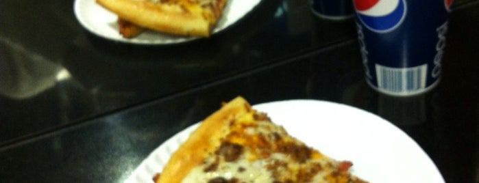 Freshslice Pizza is one of Tidbits Vancouver 2.