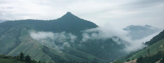 อุทยานแห่งชาติดอยภูคา is one of ลำพูน, ลำปาง, แพร่, น่าน, อุตรดิตถ์.