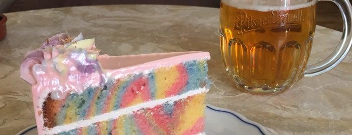 CakeShop Prague is one of Prague Cafés.
