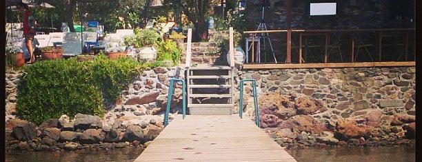 Sobe Beach Cunda is one of Otel.