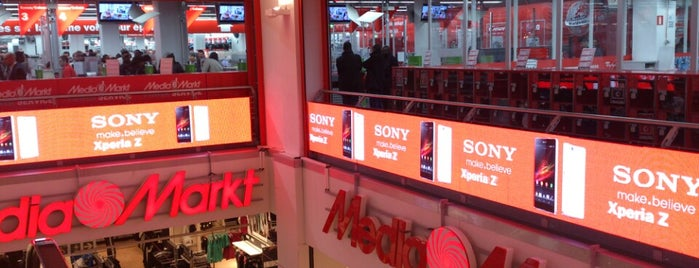 Media Markt is one of Bruxelle.