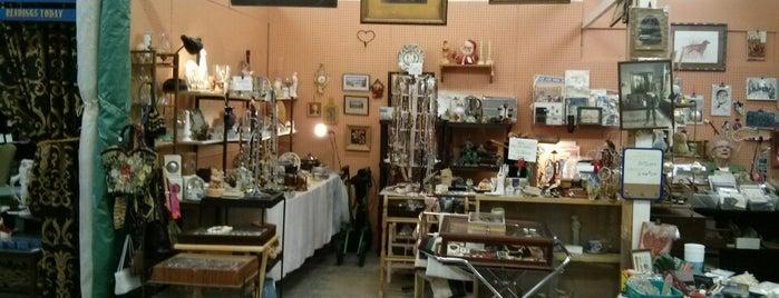 Mizener's Antique & Flea Market is one of Hamilton Area: To-Do.