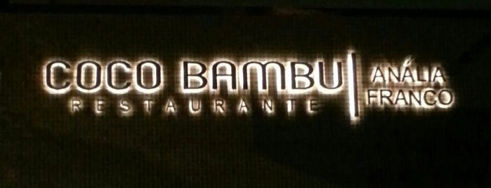 Coco Bambu is one of The 15 Best Places That Are Good for Dates in São Paulo.