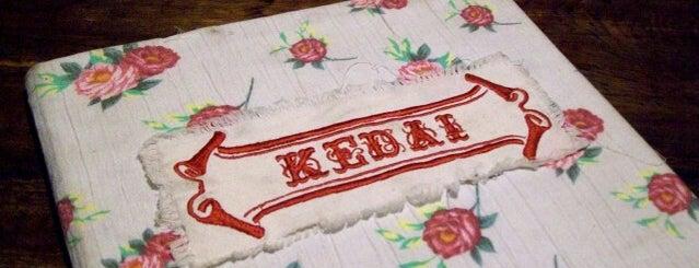 Kedai Cafe is one of Cafe @Jakarta.