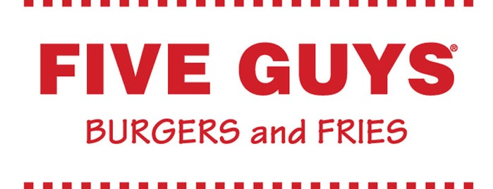 Five Guys is one of Detroit Online Ordering.