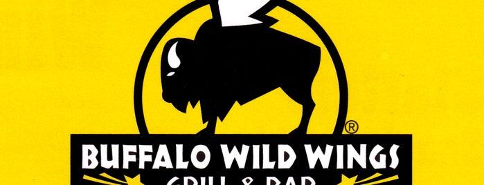 Buffalo Wild Wings is one of Detroit Online Ordering.