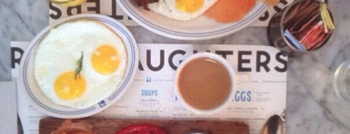 Russ & Daughters Café is one of 1b. Brunch.