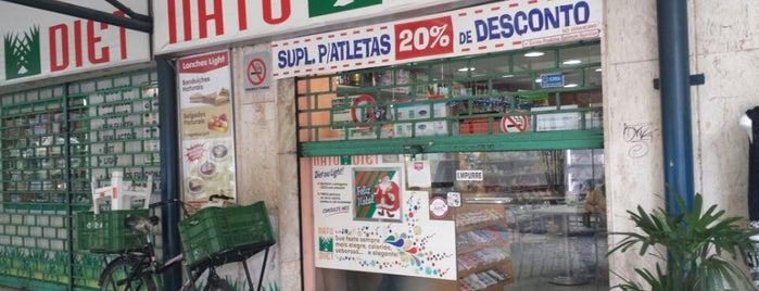 Natudiet is one of Melhores do Rio-Restaurantes, barzinhos e botecos!.